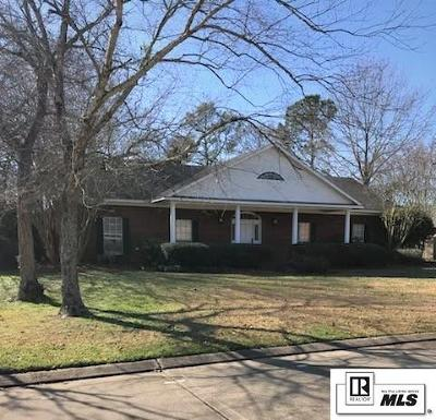Monroe Single Family Home New Listing: 2708 W Deborah Drive