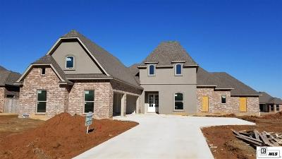 Monroe Single Family Home New Listing: 1210 Frenchmans Bend Road #17