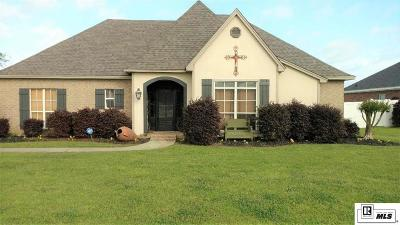 Monroe Single Family Home New Listing: 414 East Frenchman's Bend Road