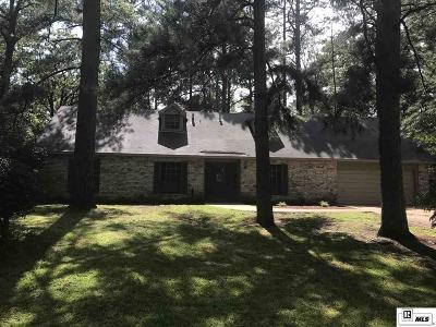 Single Family Home For Sale: 1604 Bruin Street