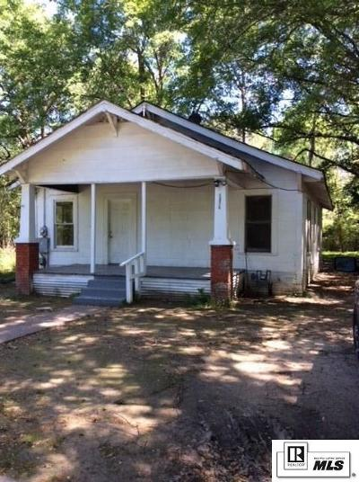 Monroe Single Family Home New Listing: 2919 Lee Avenue