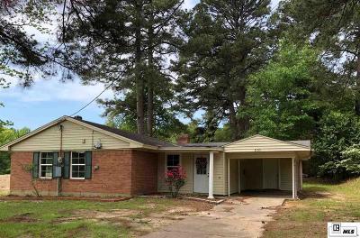 West Monroe LA Single Family Home For Sale: $156,900