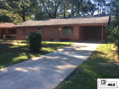 Monroe Multi Family Home New Listing: 606 Tanglewood Drive