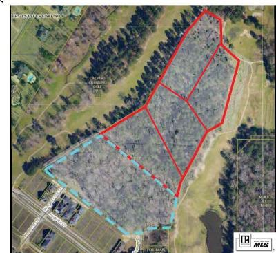Residential Lots & Land For Sale: Augusta Drive