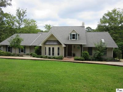 West Monroe Single Family Home For Sale: 290 Windlake Lane