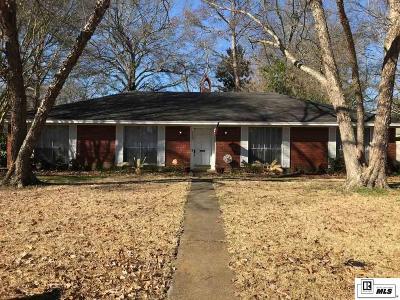 Monroe Single Family Home Pending Continue To Show: 2207 Valencia Street