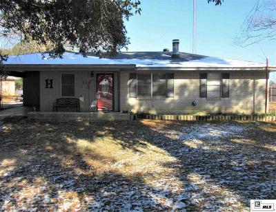 West Monroe Single Family Home New Listing: 710 McMillan Road