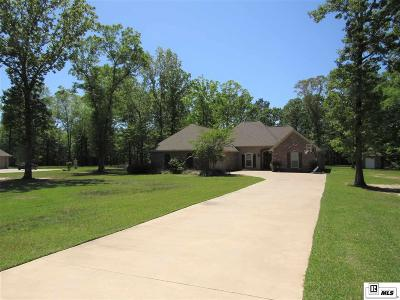 Monroe Single Family Home For Sale: 115 Copper Run