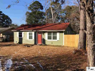 Ruston Single Family Home New Listing: 1507 E Line Avenue