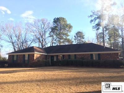 Calhoun LA Single Family Home New Listing: $235,000
