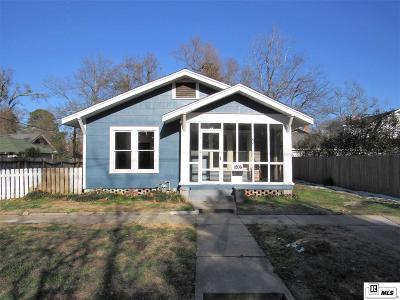 Monroe Single Family Home New Listing: 1206 N 1st Street
