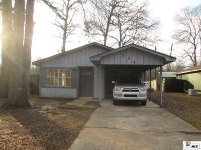 Monroe Single Family Home New Listing: 534 Woodhaven Drive