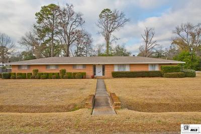 Monroe LA Single Family Home New Listing: $189,000