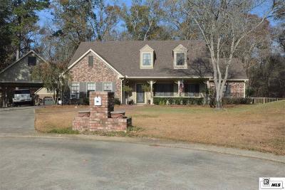 West Monroe LA Single Family Home New Listing: $274,900