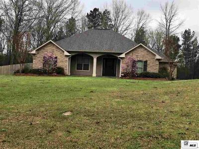 Calhoun LA Single Family Home New Listing: $330,000