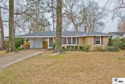 Monroe LA Single Family Home New Listing: $109,000