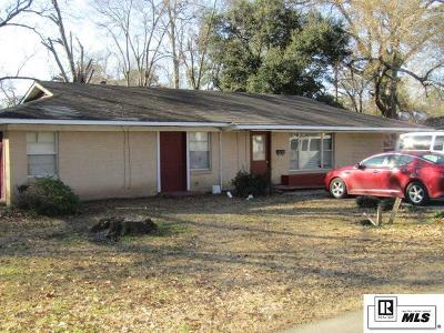 Single Family Home For Sale: 610 Martin Luther King Dr