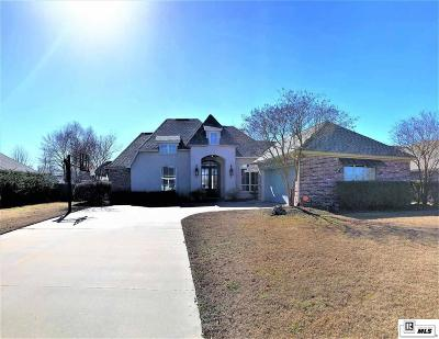 Monroe Single Family Home For Sale: 123 Medalist Street