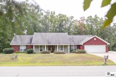 Ruston Single Family Home For Sale: 817 Spring Creek Road