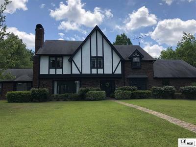 Single Family Home For Sale: 540 Bear Knoll Drive