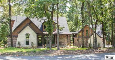 West Monroe Single Family Home For Sale: 3074 Britton Road