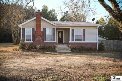 Ruston Single Family Home Active-Pending: 1559 Longstraw Road