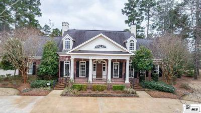 Choudrant Single Family Home For Sale: 399 Loblolly Lane