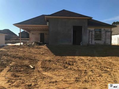West Monroe LA Single Family Home Pending Continue To Show: $163,900