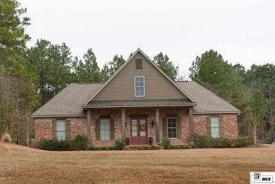 Ruston Single Family Home For Sale: 141 Lagniappe Drive