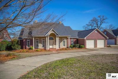 West Monroe Single Family Home Active-Price Change: 217 Winterpark Drive