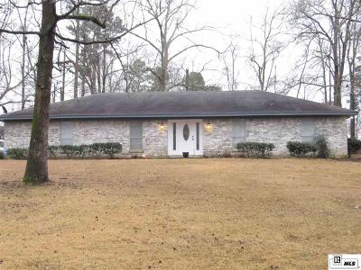 Grambling Single Family Home Active-Pending: 1317 Martin Luther King Dr