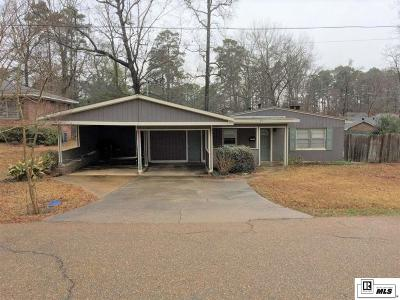 Ruston Single Family Home Active-Pending: 219 Pinecrest Street