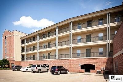 Condo/Townhouse For Sale: 1 Natchitoches Street #303