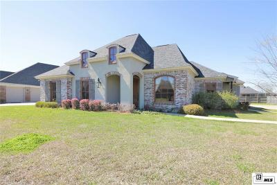 Monroe Single Family Home Active-Contingent 72 Hrs: 434 East Frenchman's Bend Road