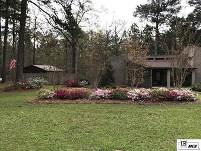 West Monroe Single Family Home For Sale: 702 Northwood Drive