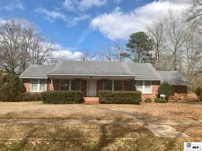 Dubach Single Family Home Active-Pending: 7926 Hico Street