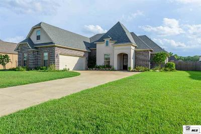 Monroe Single Family Home For Sale: 207 Medalist Street