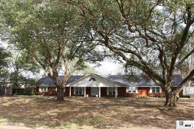 Monroe Single Family Home Active-Pending: 2710 Bayou Lane