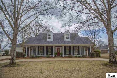 Monroe Single Family Home Active-Pending: 3355 Deborah Drive