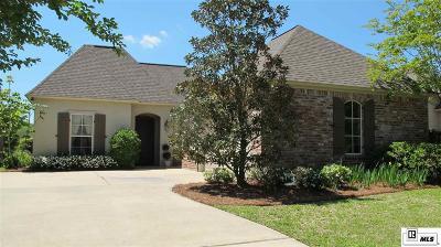 Monroe Single Family Home For Sale: 4212 Ava Lane
