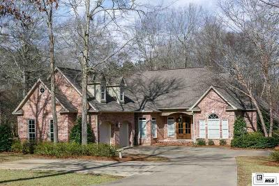 Ruston Single Family Home For Sale: 288 Creeks Edge Circle