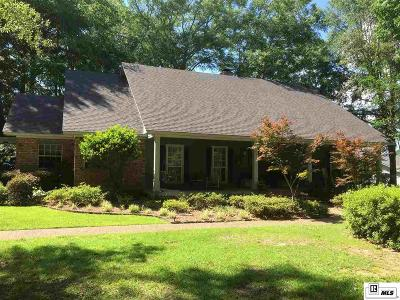 Single Family Home For Sale: 404 Haile Road