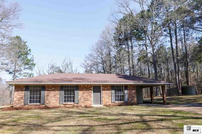 Dubach Single Family Home Active-Pending: 650 Highway 545