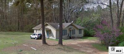 Lincoln Parish Multi Family Home For Sale: 360/362 Highway 818