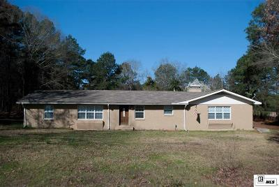 Single Family Home Active-Pending: 555 N Antioch Road
