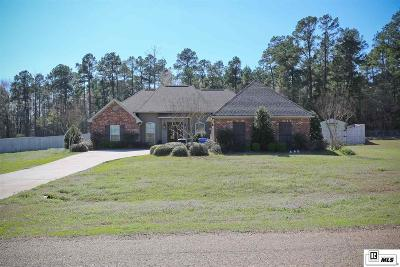 Ruston Single Family Home Active-Pending: 116 Belle Pointe Drive