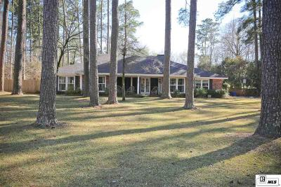 Ruston Single Family Home Active-Contingent 72 Hrs: 108 Llanfair Drive