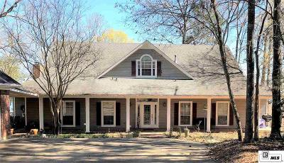 Single Family Home Active-Pending: 299 Sandy Point Drive