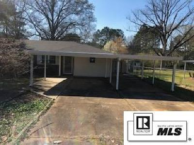 Single Family Home Active-Pending: 1404 Gansville Road