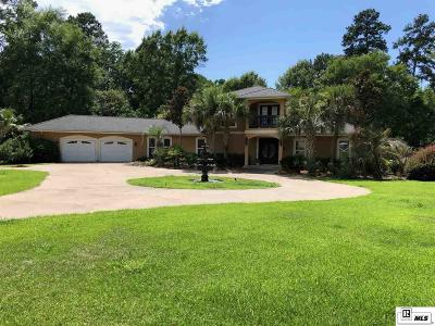 Ruston Single Family Home Active-Contingent 72 Hrs: 2150 Llangeler Drive